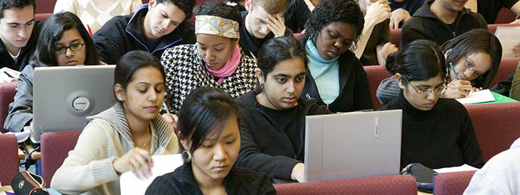 Indian students in the US leadership- Study Abroad